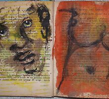 sketch book another one by bernard lacoque