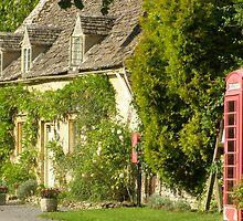 Sleepy Hollow Cottage by JenJenB