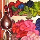 Colonial Yarn by sadeyedartist