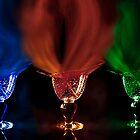 Colored Trio by Katy Breen