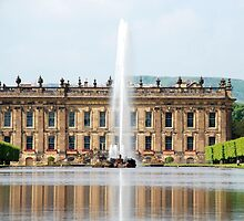 Chatsworth by Angus Russell