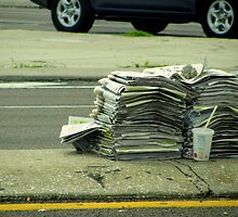 Newspapers by kat  -