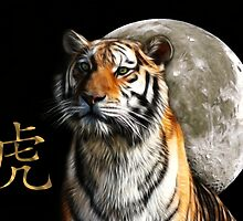 Moon Tiger by Marija