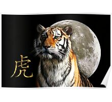 Moon Tiger Poster