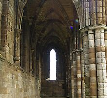 Whitby Arches by A Leung