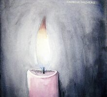 Candle in the Dark by seditiousmonkey