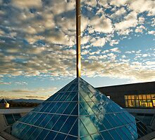 Parliament House, Canberra by Heather Prince ( Hartkamp )