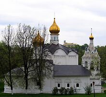 Typical Russian Orthodox Architecture by Michael Varakin