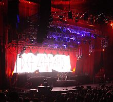 Def Leppard 4 by DamienGarth