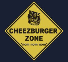 Cheezburger Zone by RubyFox