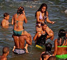 Teen Crew,  Coney Island by micpowell