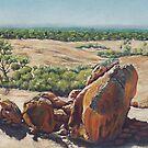 Scenes of  Kalgoorlie-Boulder West Australia by robynart