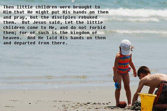 Jesus loves His children by Denise Benson