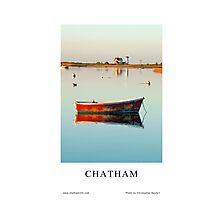 2009 Chatham Chamber of Commerce Poster Photographic Print