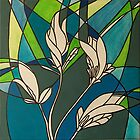 Spring Magnolia by Susan A Wilson