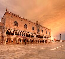 Palazzo Ducale (Doge's Palace) by Christophe Testi