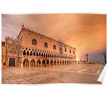 Palazzo Ducale (Doge's Palace) Poster