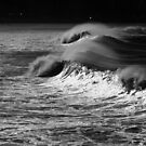 Black and White waves at Bondi by TheSpaniard