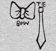Bow Tie by PlanBee