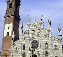 The Duomo (Cathedral) of Monza (Milan, Italy) by sstarlightss