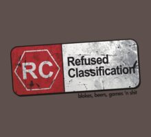 Refused Classification - The Shirt by Dan Camilleri