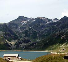 Italian Alps - Montespluga by sstarlightss