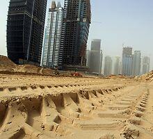 Dubai Under Construction by Craig Scarr