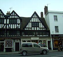Tewkesbury buildings 3 by anaisnais