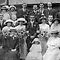 Wedding Group 1914 Sheffield,Yorkshire. by Trevor Kersley