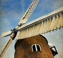 Wilton Windmill, Wiltshire by Amanda White