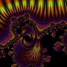 Abstract fractal artwork by 4Seasons