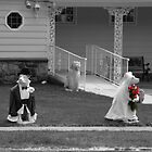 The Wedding by Pal Gyomai