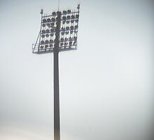 Stadium Lights by Mihai Florea