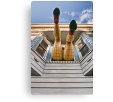Haight Street Canvas Print