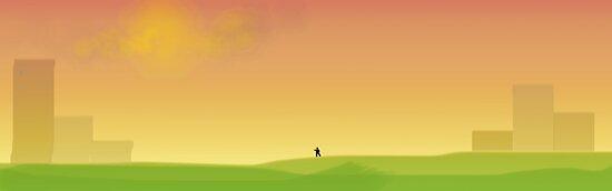 alone again by marcwellman2000