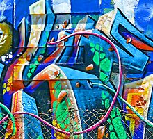 URBAN ART 1 by terezadelpilar~ art & architecture