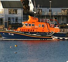 Portrush Lifeboat by Connor Campbell