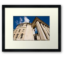Manchester Central Library Framed Print