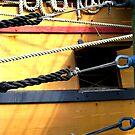 Jamestown Ship by sadeyedartist