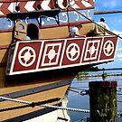 Jamestown Ship, Patterns by sadeyedartist