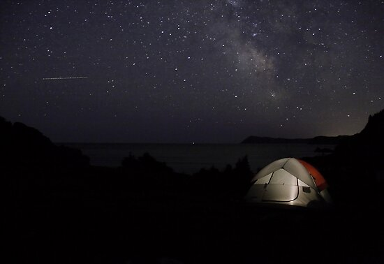 One Night Under the Milky Way by Brian Carey
