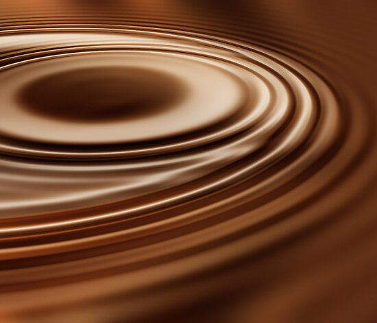 Liquid Chocolate by Nathalie Chaput