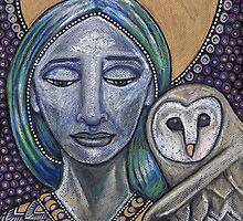 Minerva by Lynnette Shelley