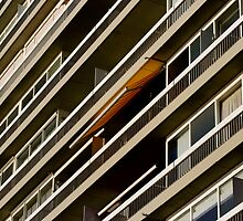 Brutal Balconies by Paul Wilkin