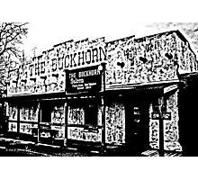 Buckhorn Saloon Photographic Print