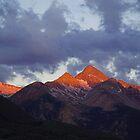 Mountains by Tamas Bakos