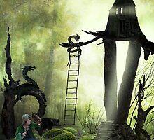 Tree Dweller by Anna Shaw