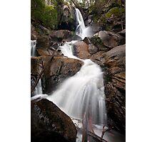 Upper Toorongo Falls Photographic Print