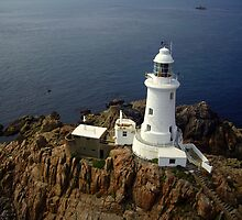 La Corbiere Lighthouse, Jersey - KAP by KAPgsy