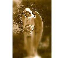 Memories of an Angel Photographic Print
